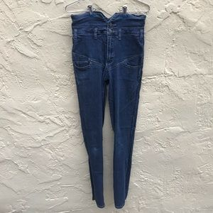 Cheap Monday Super high Waisted Jean